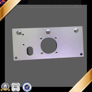 Clear Anodized CNC Machined Custom Manufacturing Mechanical Parts From Drawings pictures & photos