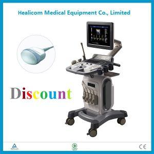 Huc-800 4D Color Doppler Ultrasound 4D Diagnostic Ultrasound System pictures & photos