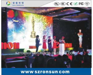 P4 Aluminum Die-Casting Rental Indoor Full Colour LED Display pictures & photos