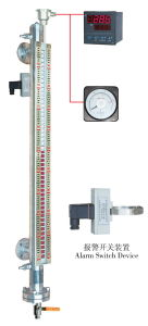 Magnetic Float Type Level Ssensor for Underground Tank with SGS pictures & photos