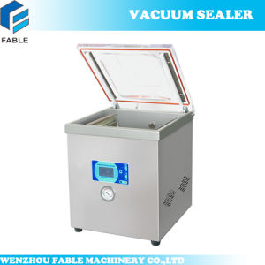 Semi-Auto Vacuum Packing Machine for Food (DZ-400D) pictures & photos