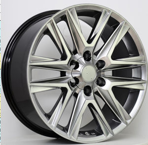 F9865 Wheel Car Alloy Wheel Rims for Toyota Prado pictures & photos