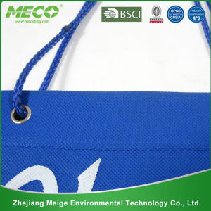 Promotional Tote Bg Non Woven Shopping Bag for Custom (MECO124) pictures & photos