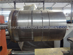 Stainless Wedgescreen Tube Welding Machine pictures & photos