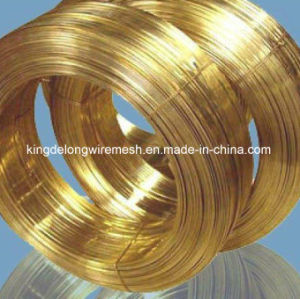 High Quality H80 H65 Brass Wire (kdl-141) pictures & photos