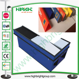 PVC Material Checkout Line Divider Counter pictures & photos