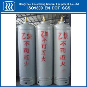Nitrogen Oxygen Argon CO2 Acetylene Steel Gas Cylinder pictures & photos