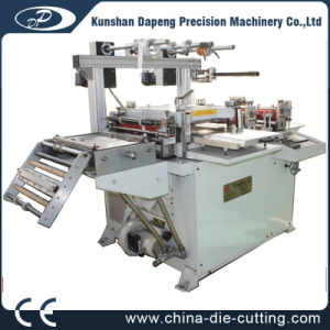 Optically Clear Die Cutting Machine (for Vinyl Protector die cutter) pictures & photos
