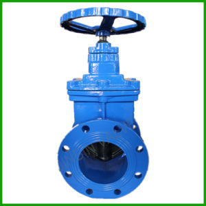 DIN 3352 F4 Resilient Seated Gate Valve-Cast Iron Gate Valves pictures & photos