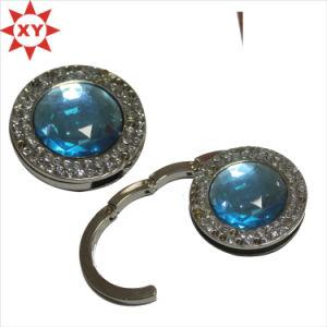 Crystal Custom Design Hot Sale Purse Hanger (XY-MXL73010) pictures & photos
