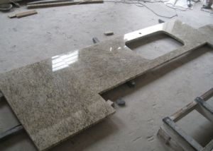 Granite Prefabricated Countertop for Kitchen Top pictures & photos