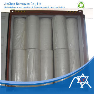 Narrow Width Spunbond Nonwoven Fabric pictures & photos