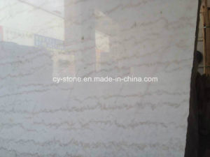 Chinese White Marble, Guangxi White Marble Slab for Floor/Wall/Countertop pictures & photos