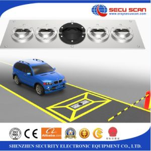 Portable Under Vehicle Scanning System Uvss for Industrial Park Entrance, Police Office pictures & photos