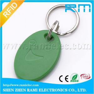 Proximity ID Tk4100 RFID Keyfob 125kHz Keychain pictures & photos