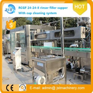 Complete Juice Filling Packing Machinery pictures & photos