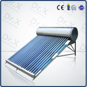 Specially Designed Pre-Heating Solar Power Water Boiler pictures & photos
