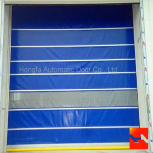 china automatic industrial pvc high speed rolling shutter door hf 02 china rolling shutter. Black Bedroom Furniture Sets. Home Design Ideas