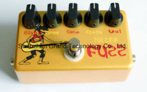 Zvex Vexter Style Fuzz Factory Guitar Boutique Effect Pedal (JF-105) pictures & photos