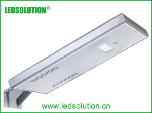 Solar Products 10W Integrated Outdoor LED Solar Street Lighting pictures & photos