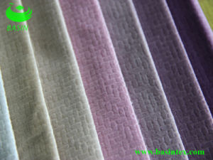 Embossing Knitting Sofa Fabric (BS2127) pictures & photos