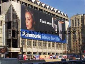 Frontlit PVC Flex Banner Self Adhesive Vinyl (500dx1000d 18X12 610g) pictures & photos