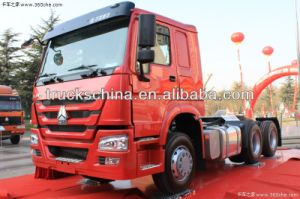 Sinotruk HOWO Sinotruk Tractor Truck Tractor pictures & photos