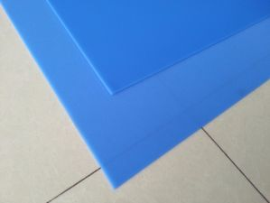 Blue Silicone Rubber Sheet, Silicone Sheets, Silicone Sheeting Made with 100% Virgin Silicone Without Smell pictures & photos