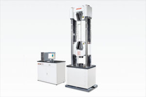Servo Hydraulic Steel Strand Universal Testing Machine pictures & photos