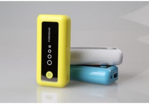 High Quality Portable Mobile Power Bank 4000mAh - 5200mAh (CP01009) pictures & photos