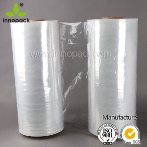 Industrial LLDPE Clear Pallet Wrapping Stretch Film pictures & photos