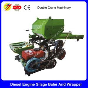 Diesel Engine Silage Baler, Diesel Silage Baling Machine, Diesel Engine Maize Baler and Wrapper
