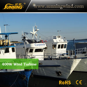 Residential Wind Generator 400W Wind Turbine Generator Home Use pictures & photos