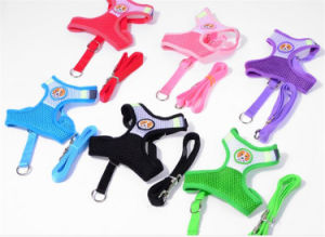 Best Quality Colorful Wholesale Comfortable Mesh Dog Harness pictures & photos