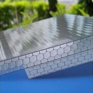 Cheap Honeycomb Polycarbonate Sheet for Roofings pictures & photos