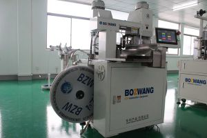 Bzw 2.0+Sx Full Automatic Double Wires and Ends Crimping Machine pictures & photos