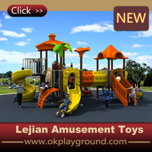 Popular Kid Playground Equipment Outdoor Playground for Sale (X1510-9) pictures & photos