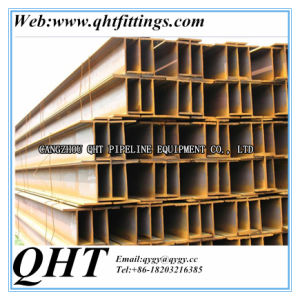 Steel Structure Applications Alloy or Stainless Steel H-Beam pictures & photos