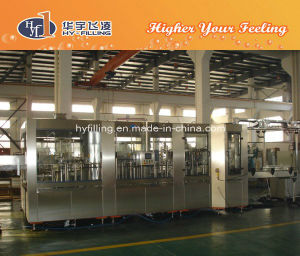 Tea Drink Filling Machine From Hy-Filling pictures & photos
