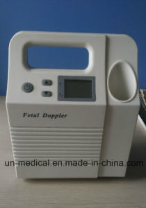 Tabletop Fetal Doppler for Medical Use pictures & photos