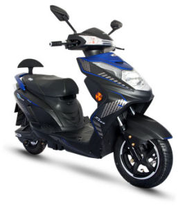 72V800W Electric Motorcycle with Sport Type Backrest pictures & photos