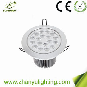Aluminum High Power LED Beam Down Lamp pictures & photos