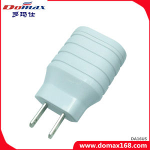 Mobile Phone Gadget Wall Plug 2 USB Aadapter Charger pictures & photos