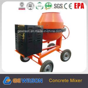 Mini Concrete Mixer with Gasoline Engine pictures & photos