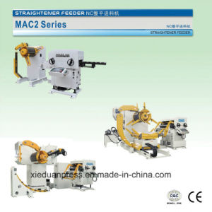 Straight Side Double Crank Stamping Production Line pictures & photos