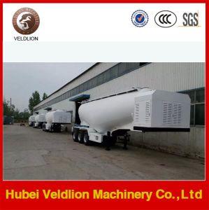 Tri-Axles 60cbm/60m3/60000L Bulk Powder Tanker Trailer for Congo pictures & photos