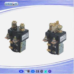 6V-150V 50Hz/60Hz 2no 2nc DC Magnetic Contactor pictures & photos