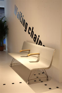 Aluminum Alloy Bench Waiting Chair Airport Chair pictures & photos