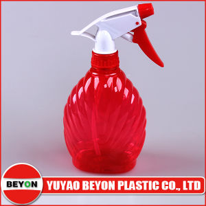 475ml Peafowl Shaped Plastic Pet Bottle in Red Color pictures & photos
