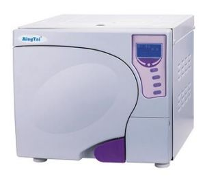 Dental Autoclave with Built-in Printer LCD Display 18L (SUN18-III) pictures & photos